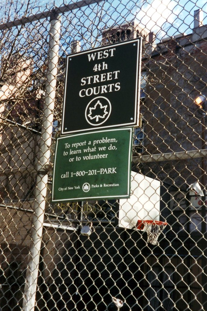 New York Prime >> NYC - Greenwich Village: West 4th Street Courts | The West 4… | Flickr
