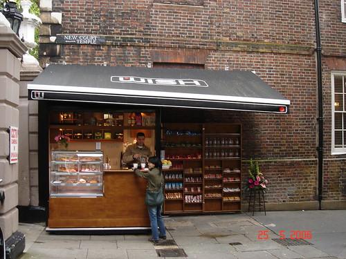 Cafe May Stand Up Hamburg