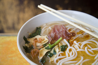 cross the bridge noodle soup (kunming's most famous dish) | by AsianInsights