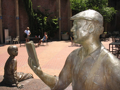 Kesey Statue #1 | by rfduck