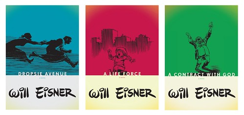 Will Eisner | by mrshawnliu