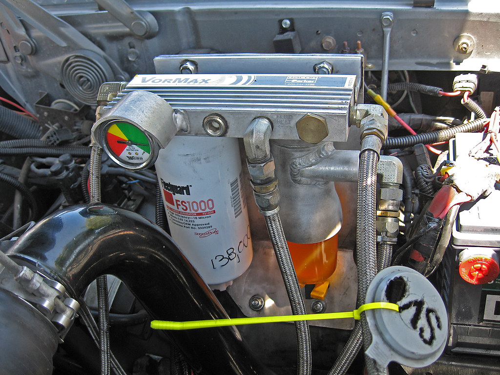 ... VorMax fuel filtration system   by aclinc