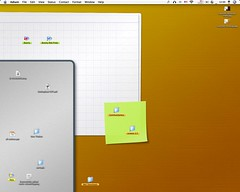 Layered Desktop in use | by Gbrl Rdc