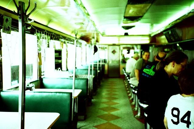 Gypsy Diner Food Truck Menu