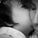 Sofia kissing her Grandma - Revisited