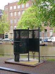 Amsterdam Pissoir | by tomblessley