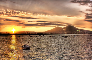 Pompeii and Mount Vesuvius by morning | by Stuck in Customs