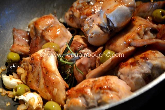 Rables de Lapin à la Moutarde et aux Olives © Ana Luthi  Tous droits réservés 18