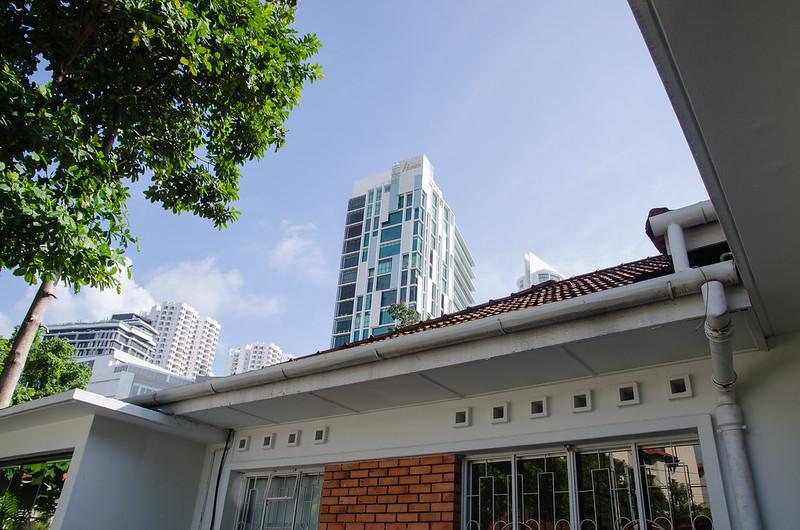 Exterior of Havara Place Homestay, Penang