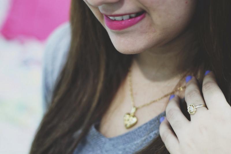 Smile, girl ❤