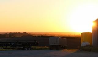 Z Crew: Nebraska sunset