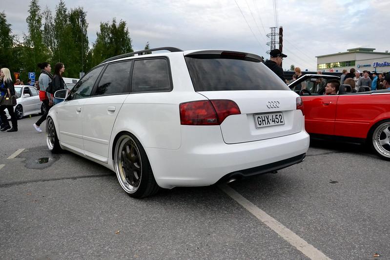 Zoml: Audi A4 B7 Avant //Mätäs Crew 18620064028_81694d6dba_c
