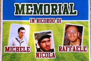 Noicattaro. Memoria Michele, Nicola e Raffaele front