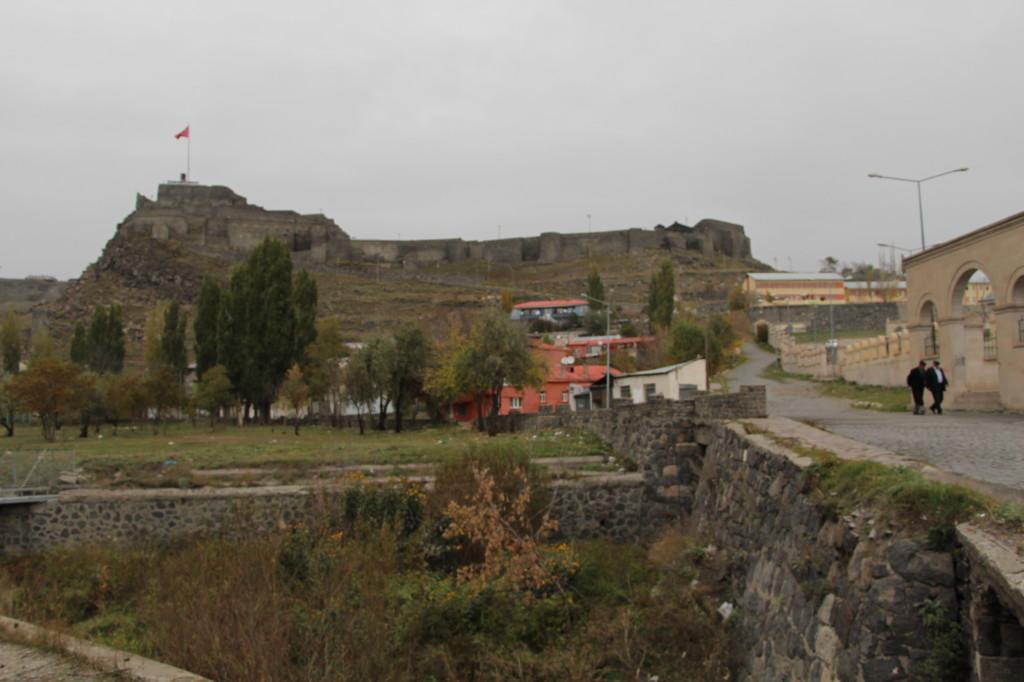 卡爾斯堡壘(Kars Kalesi)