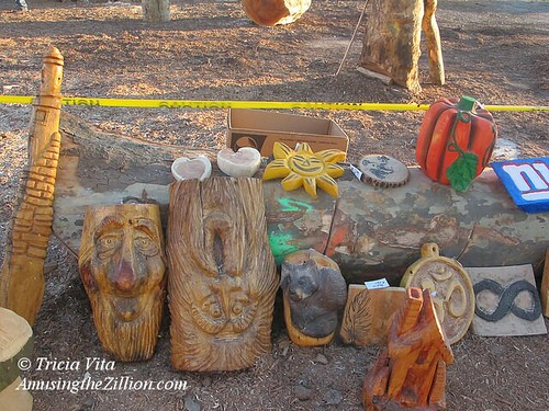 Chainsaw Art Coney Island