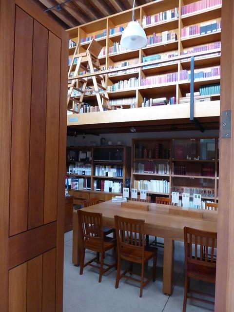 Biblioteca de Filatelia de Oaxaca, Mexico