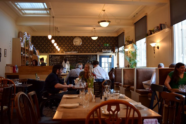 Apiary Restaurant