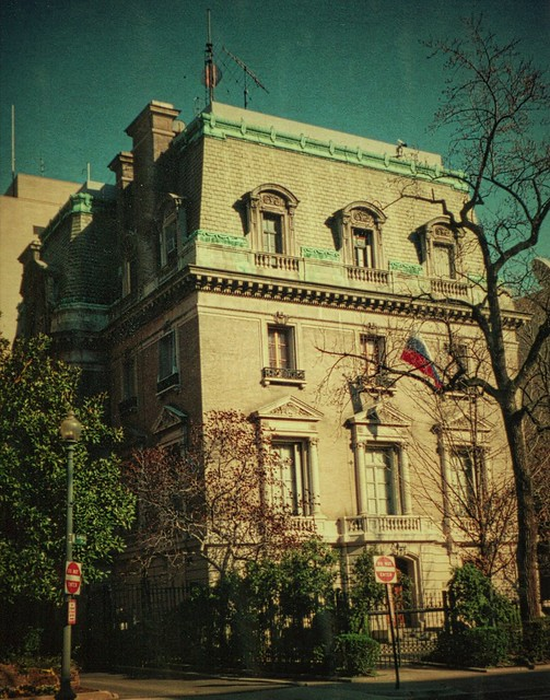 Washington DC ~ Ambassador's Residence ~ Embassy of Russia