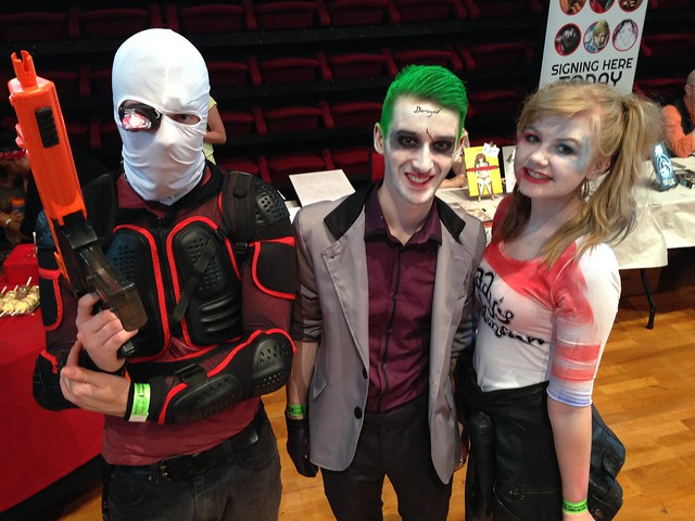 Preston Comic-Con 2015 - Suicide Squad