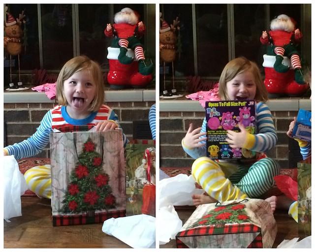 School Christmas Party's and Kiki's 201440