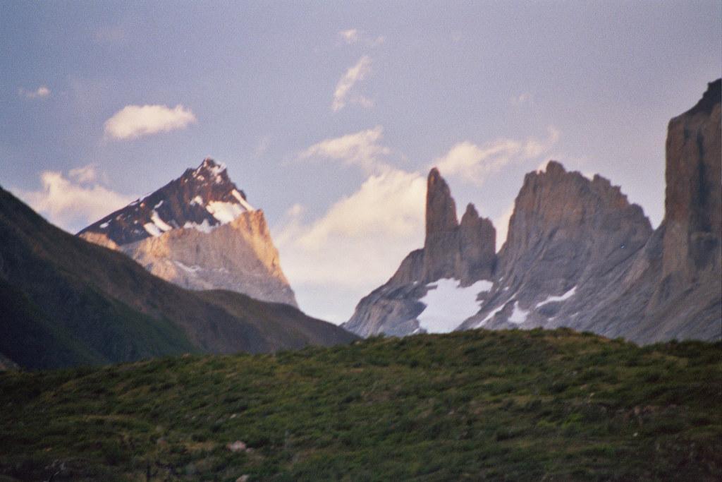 Vagamundos 2003 Torres del Paine Patagonia Chile
