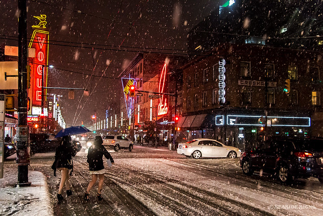 NYE VANCITY Vancouver, BC