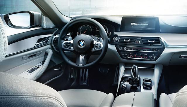 BMW Série 5 2017 - Interior