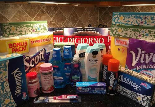 Drugstore shopping January 15