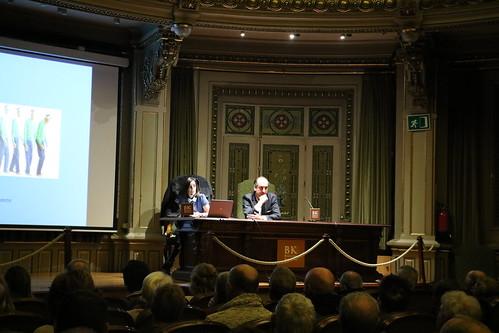 Conferencia avances en la investigación del Parkinson
