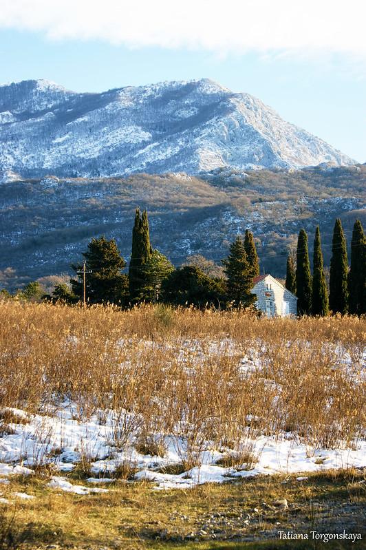 В деревне Камено