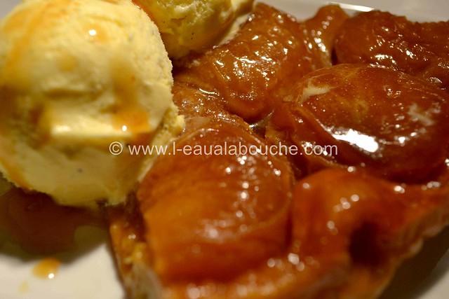 TarteTatin d'Abricots © Ana Luthi Tous droits réservés  021