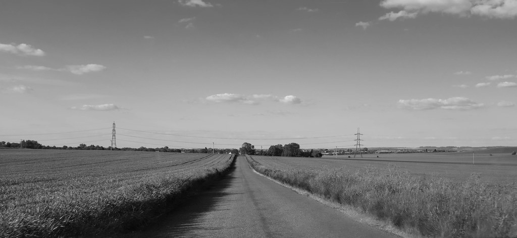 The road from Cholsey