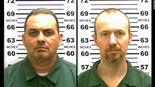 Continued pursuit of Richard Matt and David Sweat