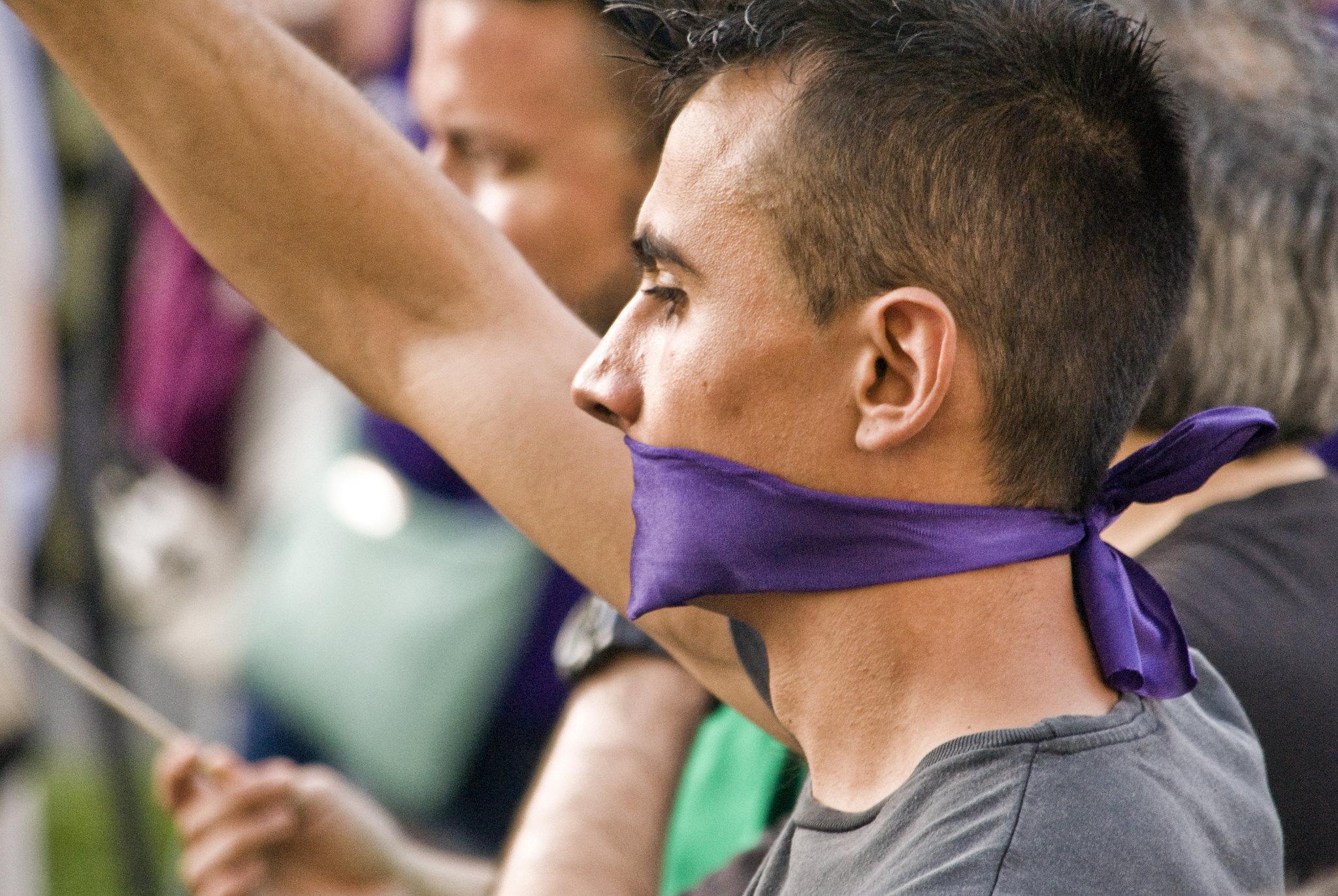 La ley mordaza de Podemos