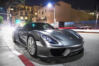 Porsche 918 Spyder with Weissach Package | by Axion23