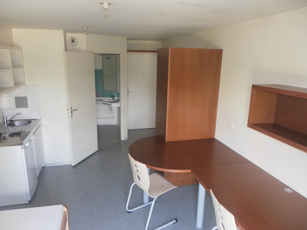 R sidence universitaire crous les lumi res pessac cham for Appartement universitaire bordeaux