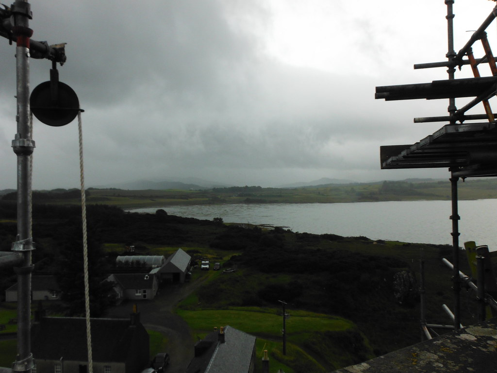 View From Duart Castle