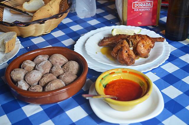Canarian Cuisine