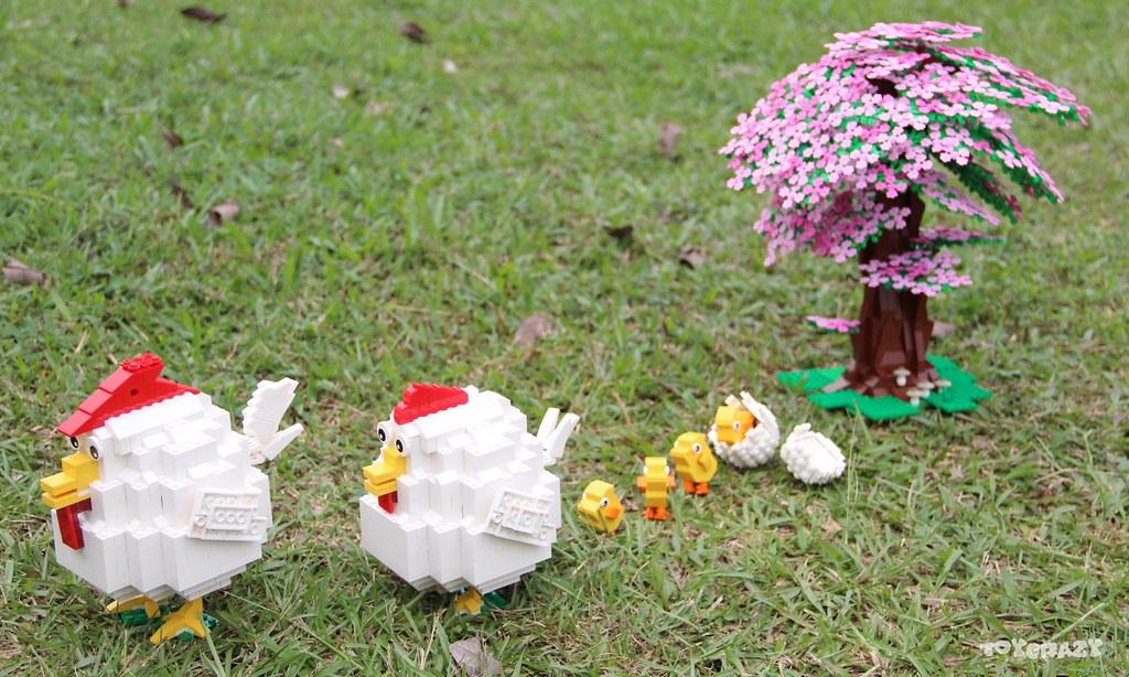 Το Ζωικό Βασίλειο από LEGO  - Σελίδα 7 32071062900_694871c346_b