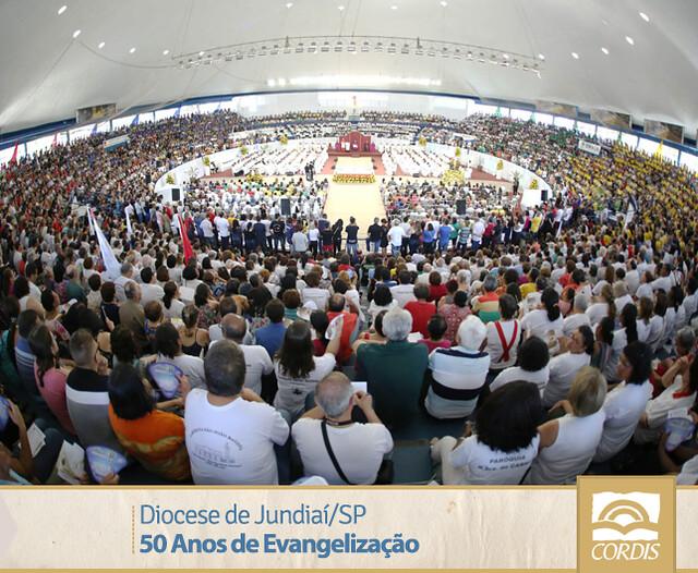 Paramentos Comemorativos: Diocese de Jundiaí/SP