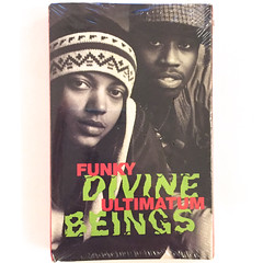DIVINE BEINGS:FUNKY ULTIMATUM(JACKET A)