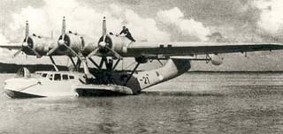 Dornier Do24K X-21 foto