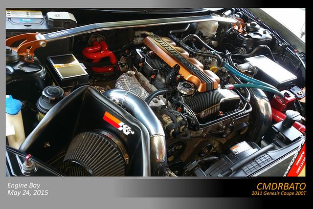 Show Me Your Engine Bay Page 19 Hyundai Genesis Forum