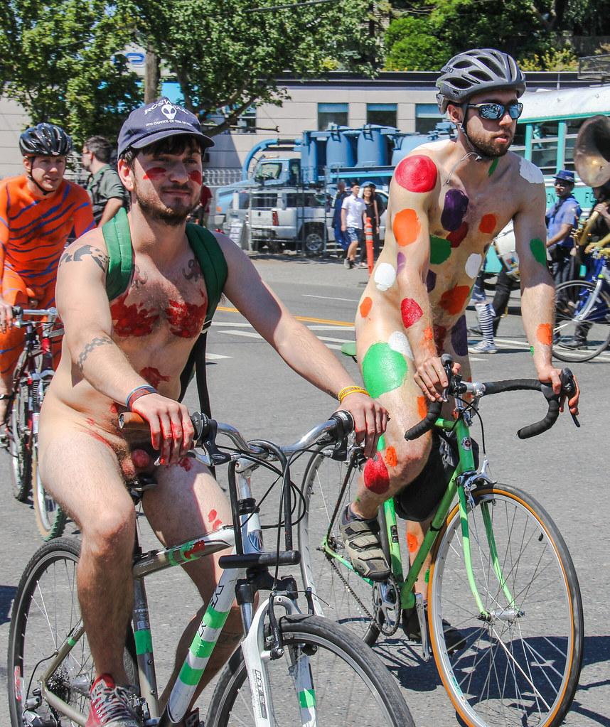 2013 Seattle Fremont Solstice Parade Nude Bike Parade   Flickr