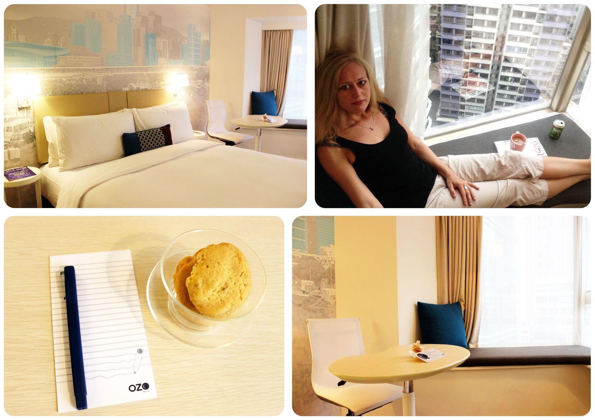 Hong Kong Ozo Wesley Room