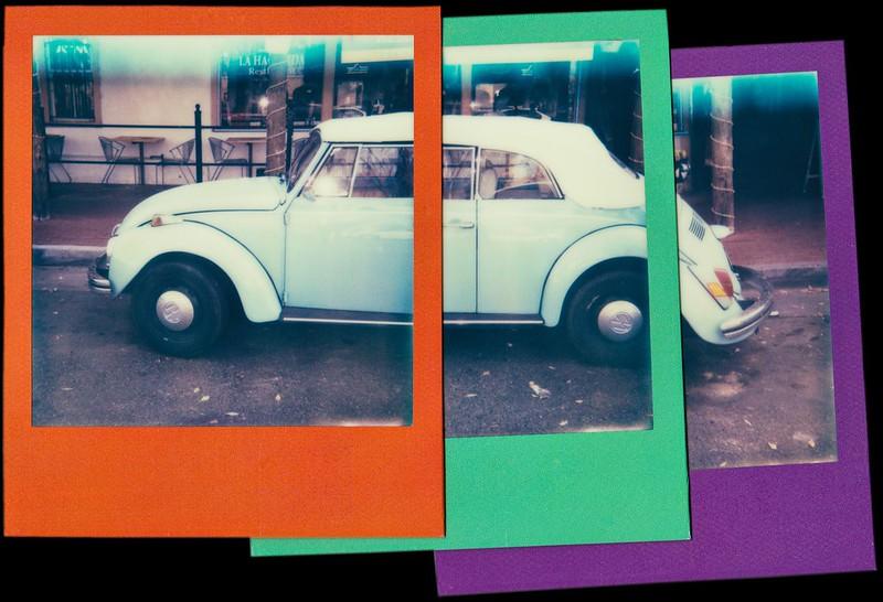 Polaroid 680PX True Color