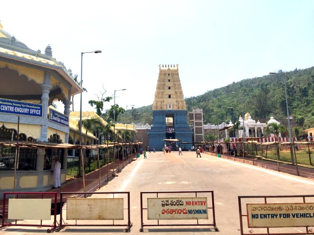 Rebecca Saw - india - visakhapatnam- Simhachalam-001