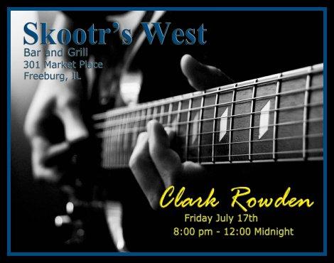 Clark Rowden 7-17-15