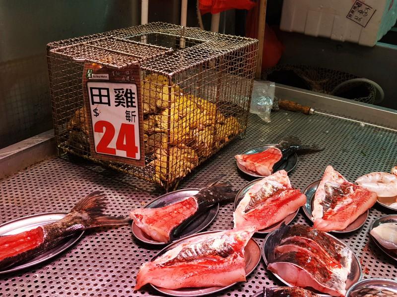 Food Market Hong Kong