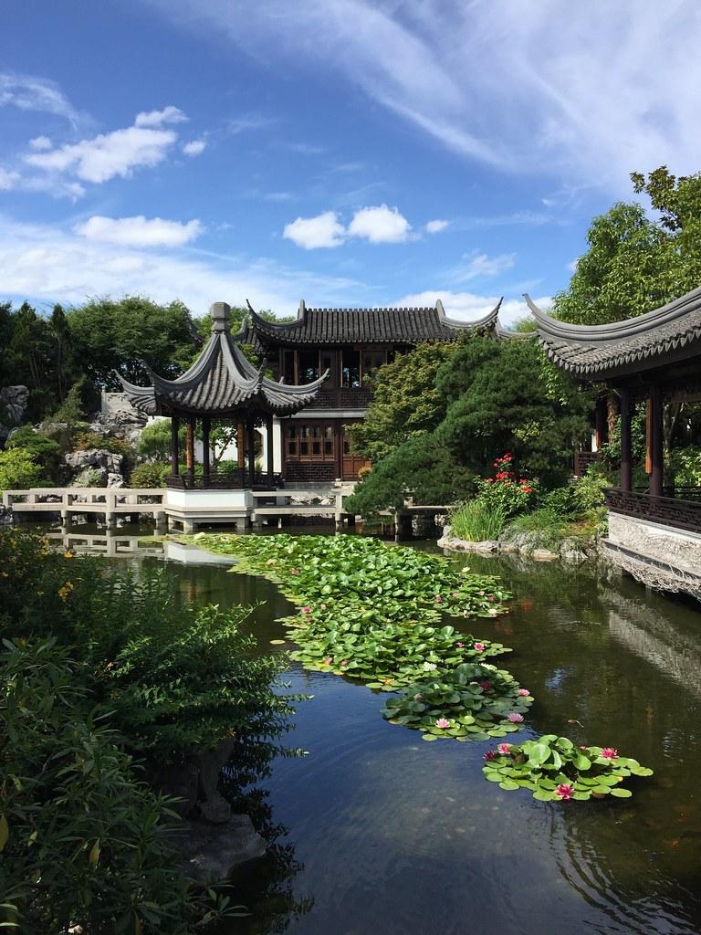 Lan Su Chinese Garden Portland Oregon Rachel Johnson Flickr